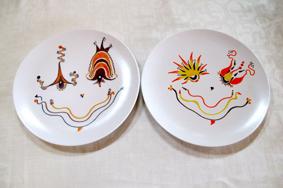 Happy Plates Golds