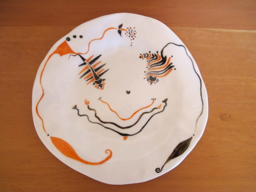 Happy Plate 5